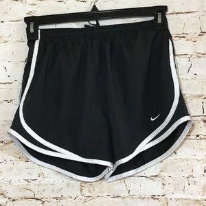 Nike Tempo Running Shorts Black Size Medium
